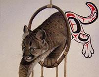 cougar cougar design