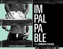 Afiche Impalpable // Poster Design