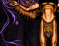 Nex Angellus Illustration