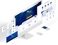 Curier Rapid - Postal Delivery Landing Page