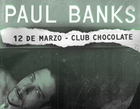 Paul Banks poster