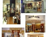 Cadena  Hush Puppies, Chile, Peru , Colombia, Uruguay