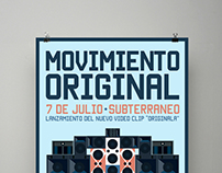 Movimiento Original poster