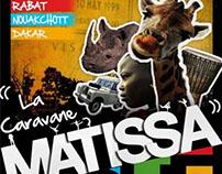 Caravane MATISSA - Bruxelle Dakar