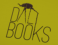 Dali Books Identity