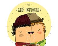 · Café Pendiente ·