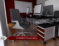Mobiliário Corporativo (Office Furniture)
