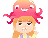 My Octopus Friend