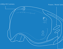 Fictional HUD Goggles