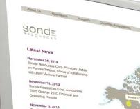Sonde Resources