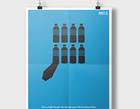 """Amnesty International """"One"""" Poster Campaign"""