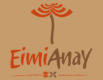 EIMI ANAY new corporate identity
