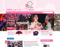 National Cherry Blossom Festival Website