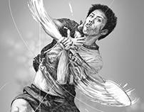 world class badminton players