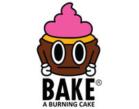 BAKE (A Burning Cake) inspired by BAPE