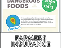 Pet Infographic - Farmers Insurance