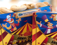 Southeastern Federal Credit Union Cookie Box