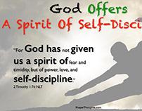 Daily meditations. Self-discipline.