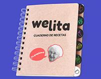 WELITA | Recipe Journal