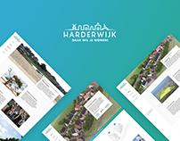 Harderwijk Daar wil je wonen - Logo & Web Design.