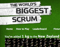 The World's Biggest Scrum