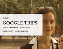 Spot Google Trip (Student Project)