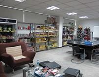 Chang Rong Plastic Manufacturer Ltd Sample Meeting Room