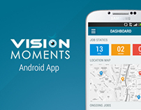 Vision Moment Mobile App