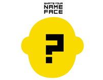 what's your NAMEFACE?