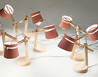 Batch Production Lamp