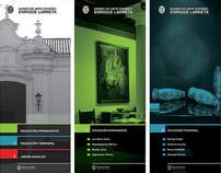 Señalética Museo Larreta // FADU 2010