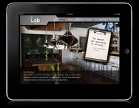 The Lab Gastro Pub Website
