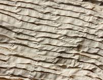 Fabric Manipulation : Pleats