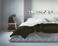 K.E.E.P. Bedroom