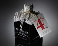 SUA MAESTA' Balsamic Vinegar of Modena Condiment