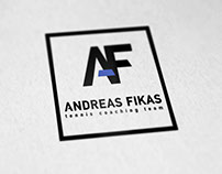 Andreas Fikas Tennis Coaching Team | Branding