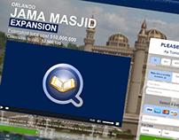 ORLANDO JAMA MASJID EXPANSION