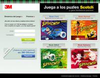 Juego Puzle Scotch® 3M