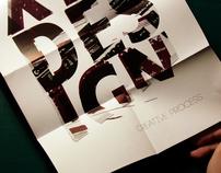 Folder, Brochure, Self Promotion | XTCDESIGN - part 1