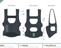 Diseño de accesorios - Mountain Bike