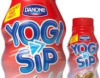 YogiSip Packaging Refresh