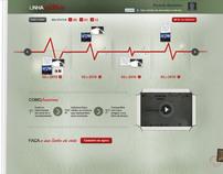 LINHA DA VIDA . PRODUCT
