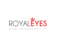 Royal Eyes - logo