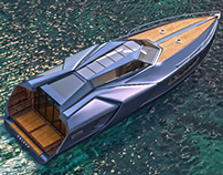 Speed Yacht Concept -  Raider