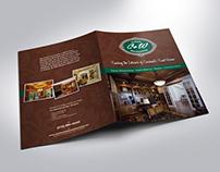 C&W Woodworking Pocket Folder