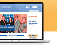 United Way of Lincoln & Lancaster County Website