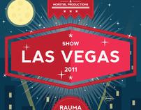 Las Vegas show poster