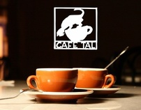 Cafe Tal Advertising Campaign