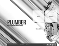 Plumber - Professional Plumbing Service HTML5 Template