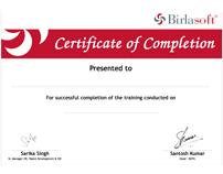 Certificate's